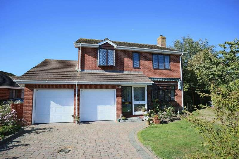 4 Bedrooms Detached House for sale in Superb Detached Home, Exmouth