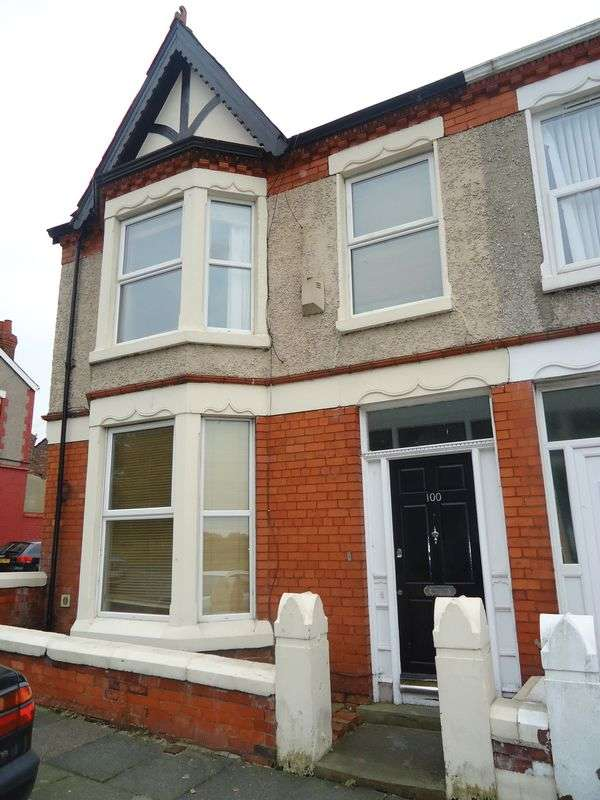 6 Bedrooms Terraced House for rent in 6 Bedroom House Share, Wavertree