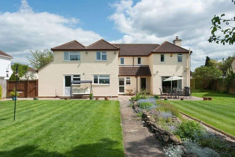 5 Bedrooms Detached House for sale in Homecroft Drive, Cheltenham