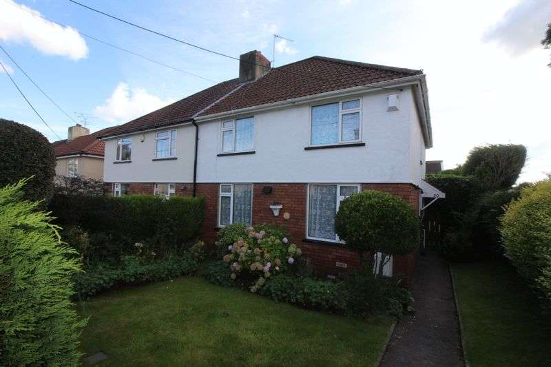 4 Bedrooms Semi Detached House for sale in Fenswood Road, Long Ashton