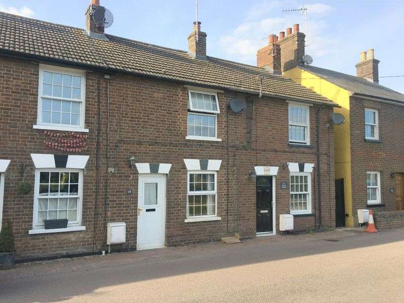 2 Bedrooms Terraced House for sale in LONG MARSTON