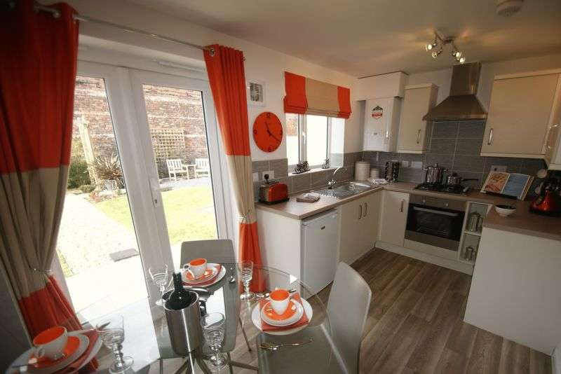 2 Bedrooms Semi Detached House for sale in Plot 3 Peel Court, Bootle