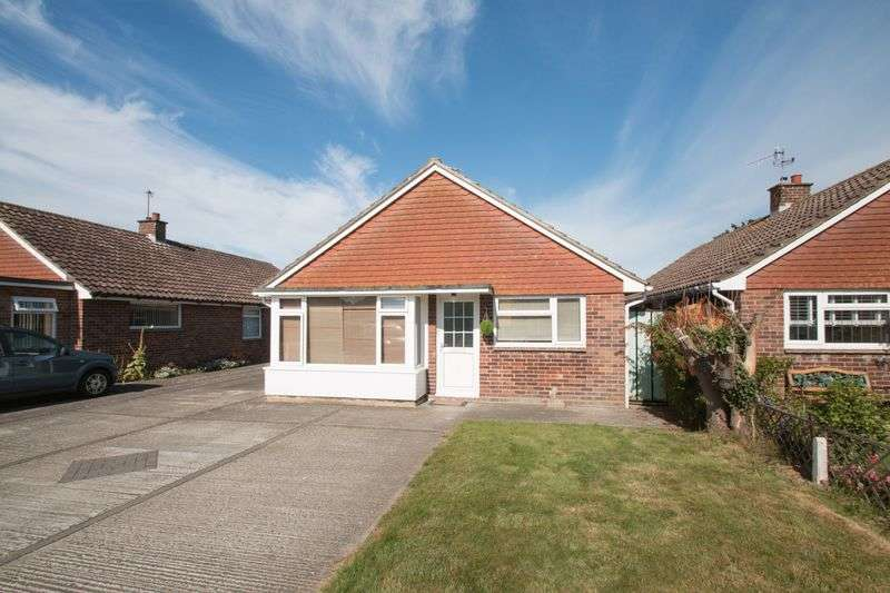 3 Bedrooms Detached Bungalow for sale in Sea Way, Bognor Regis