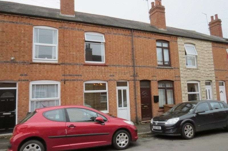 2 Bedrooms Terraced House for sale in Algernon Road, Melton Mowbray