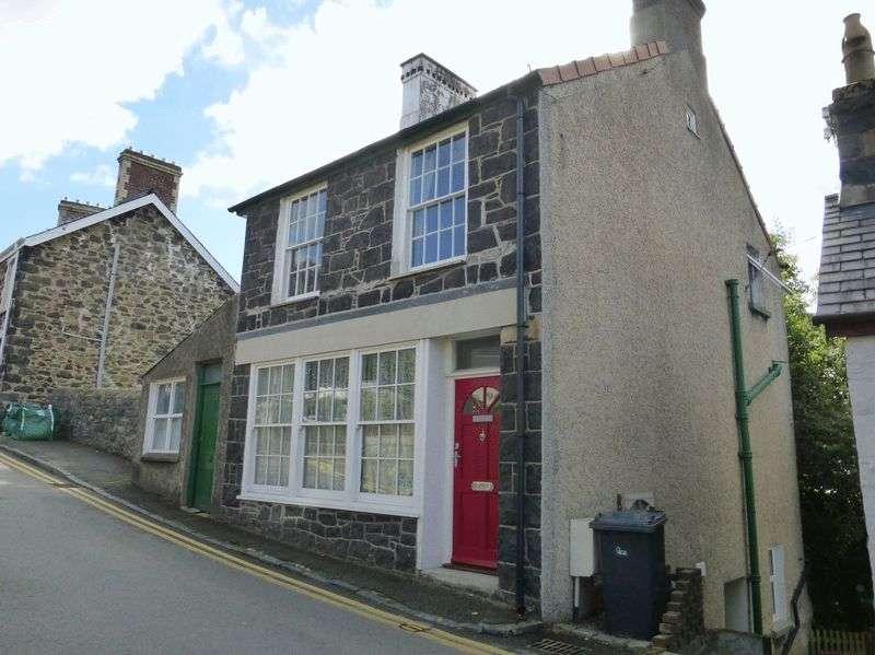 2 Bedrooms Detached House for sale in Llanfairfechan
