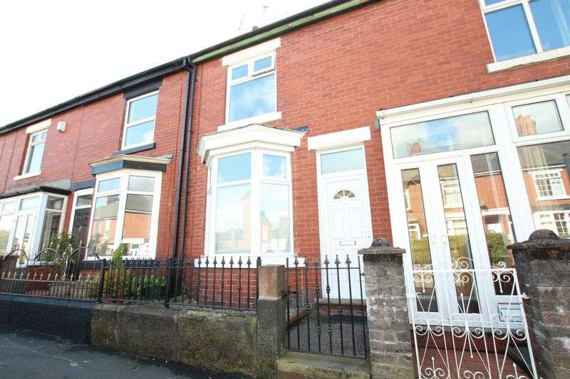 2 Bedrooms Terraced House for sale in Well Street, Biddulph