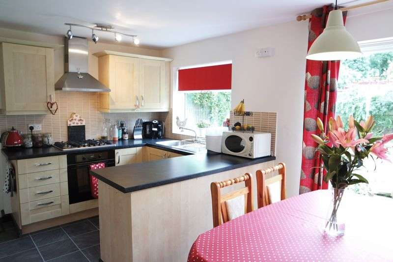 3 Bedrooms Detached House for sale in St. Judes Way, Rainworth, Mansfield