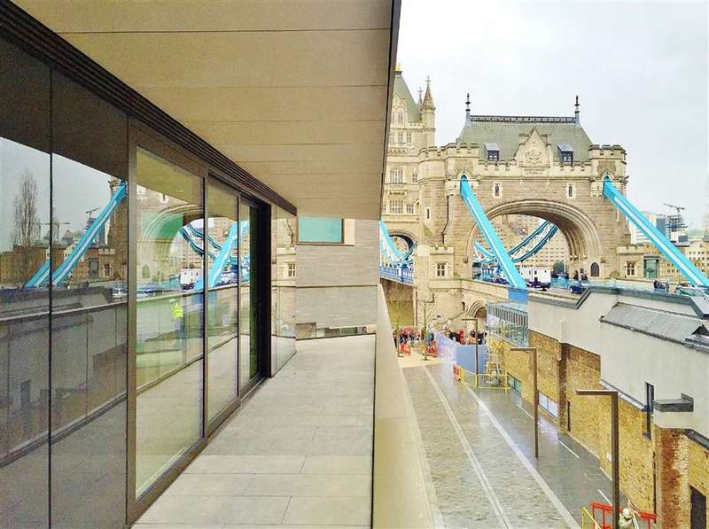 2 Bedrooms Property for sale in Tudor House, One Tower Bridge, London