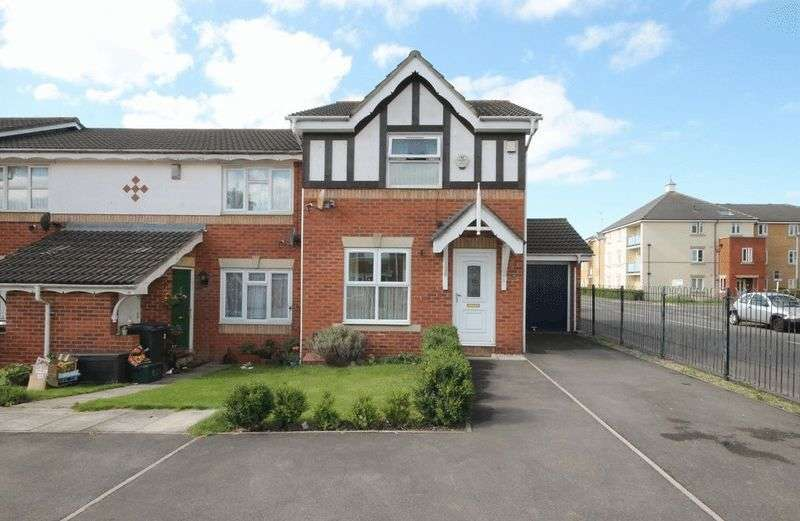 3 Bedrooms House for sale in The Culvert, Bradley Stoke, Bristol