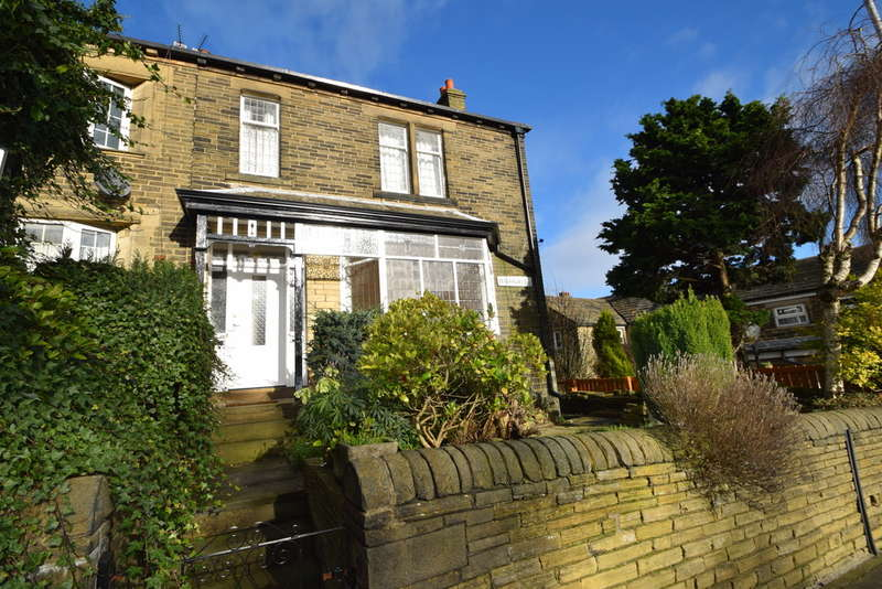 3 Bedrooms Semi Detached House for sale in Highgate, Bradford