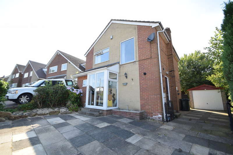3 Bedrooms Detached House for sale in Grasleigh Avenue, Allerton
