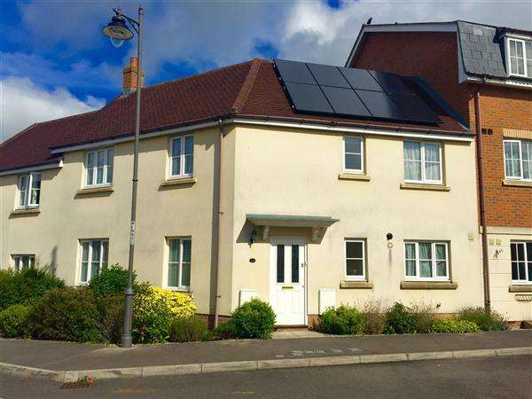 3 Bedrooms Terraced House for sale in Cresscombe Close, Gillingham