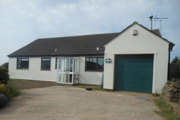 3 Bedrooms Detached Bungalow for sale in LAPFORD CREDITON