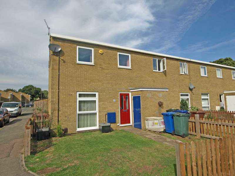 3 Bedrooms End Of Terrace House for sale in Lincoln Close, Bicester