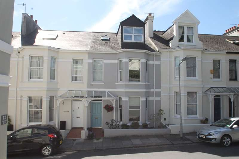 5 Bedrooms Terraced House for sale in Mannamead