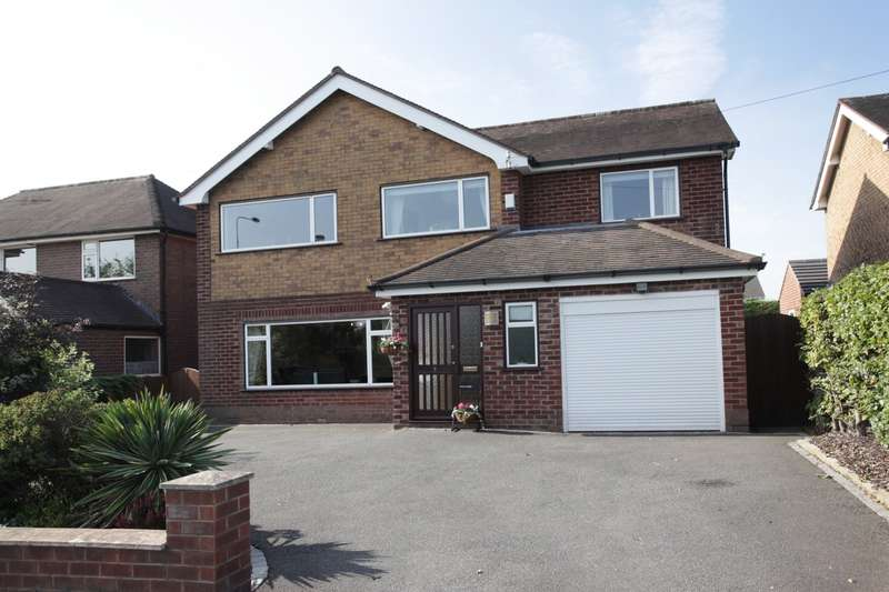 5 Bedrooms House for sale in 5 bedroom House Detached in Vicars Cross