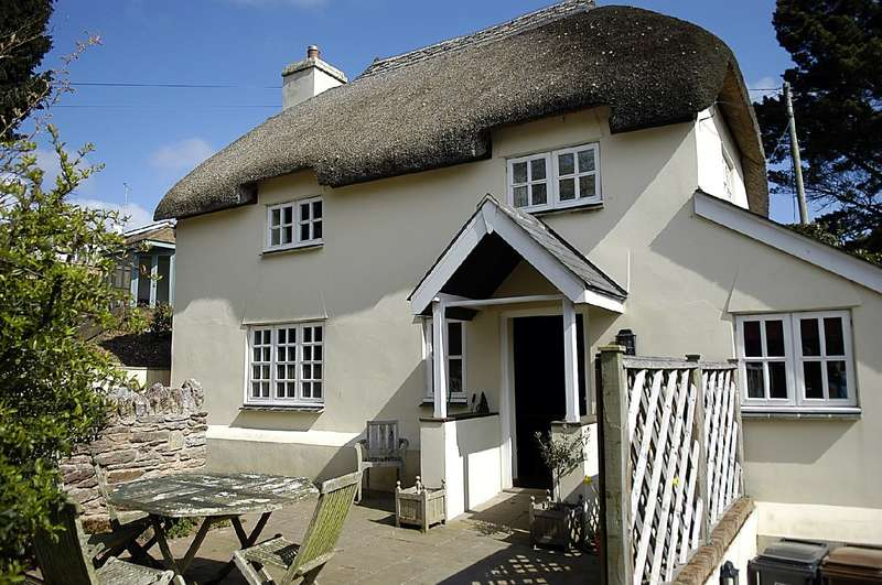 2 Bedrooms Cottage House for sale in Adams Orchard, Stoke Gabriel, Totnes