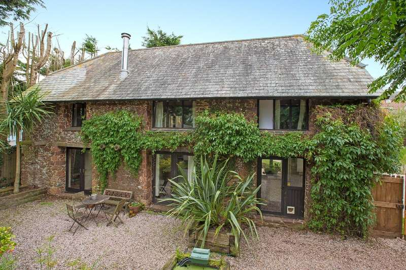 4 Bedrooms Barn Conversion Character Property for sale in The Old Cider Barn, Stoke Road, St. Marys Park, Paignton