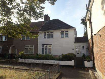 3 Bedrooms End Of Terrace House for sale in Dagenham, Borough Of Barking &am, United Kingdom