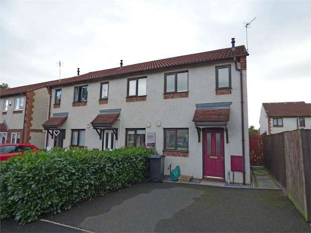 2 Bedrooms End Of Terrace House for sale in Wadsworth Road, Carlisle, Cumbria