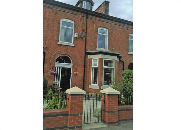 3 Bedrooms Terraced House for sale in Ashton Old Road, Manchester