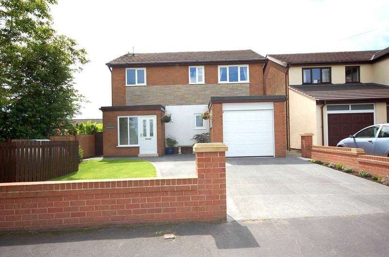 3 Bedrooms Detached House for sale in Kirkham Road, Treales Village