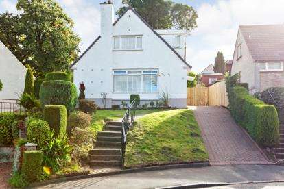 4 Bedrooms Detached House for sale in Birchwood Drive, Paisley