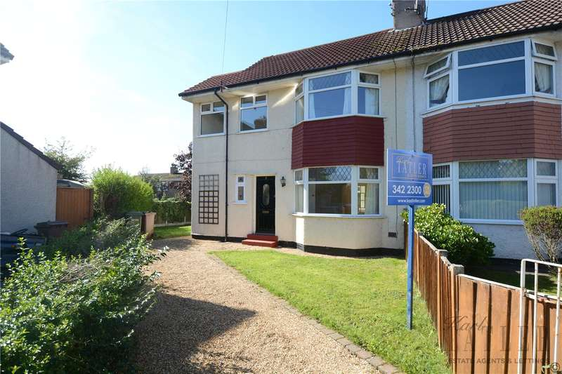 3 Bedrooms Semi Detached House for sale in Turmar Avenue, Thingwall, Wirral