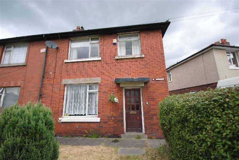 3 Bedrooms Semi Detached House for sale in Rydal Villas, Marlborough Avenue, Ince, WN3