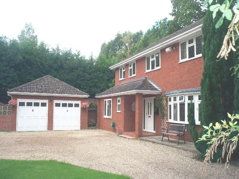 4 Bedrooms Detached House for sale in Lower Wokingham Road, Crowthorne, Berkshire, RG45