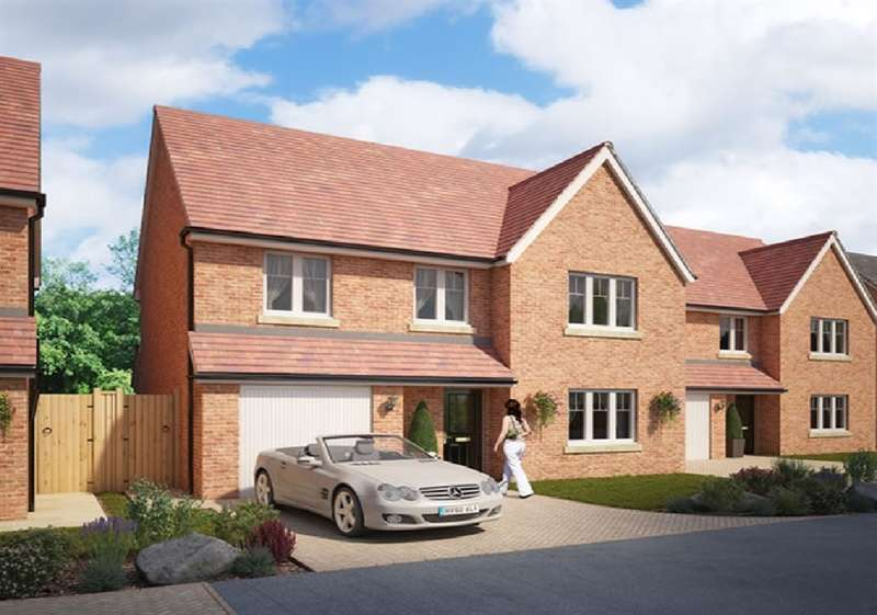 4 Bedrooms Detached House for sale in Valley View, Cefn Hengoed, Hengoed