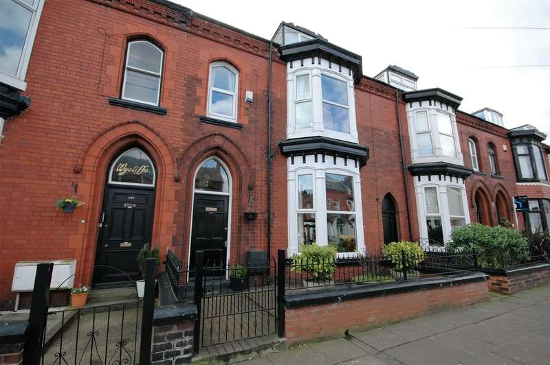 5 Bedrooms Terraced House for sale in Park Road, Hartlepool, County Durham, TS26