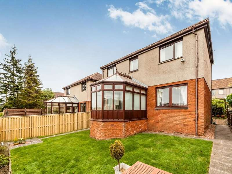 4 Bedrooms Detached House for sale in Foulford Road, COWDENBEATH, KY4