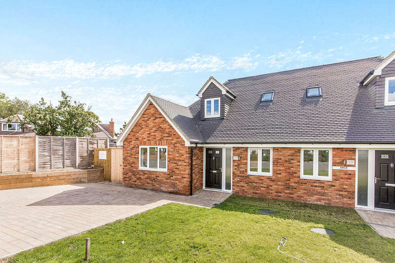 3 Bedrooms Semi Detached House for sale in The Firs Ragged Hall Lane, St. Albans, AL2