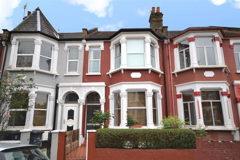4 Bedrooms Terraced House for sale in Frobisher Road, Harringay, N8