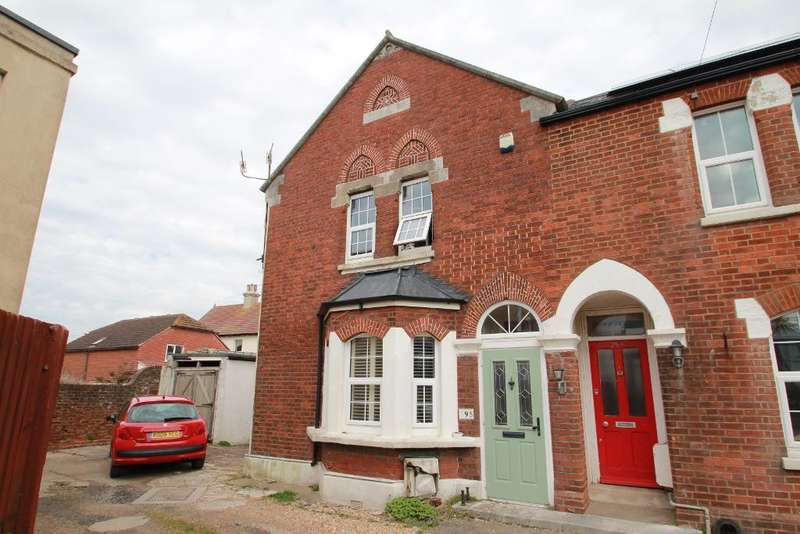 3 Bedrooms End Of Terrace House for sale in Albion Street, Southwick, West Sussex, BN42 4AT