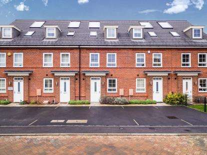 4 Bedrooms House for sale in Breconshire Gardens, Nottingham, Nottinghamshire