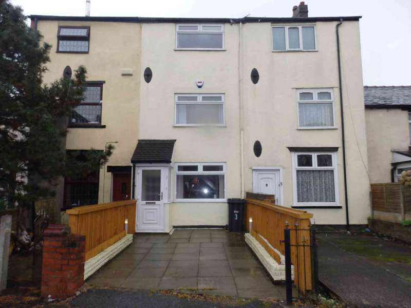 4 Bedrooms Terraced House for sale in Church Road, Smithills