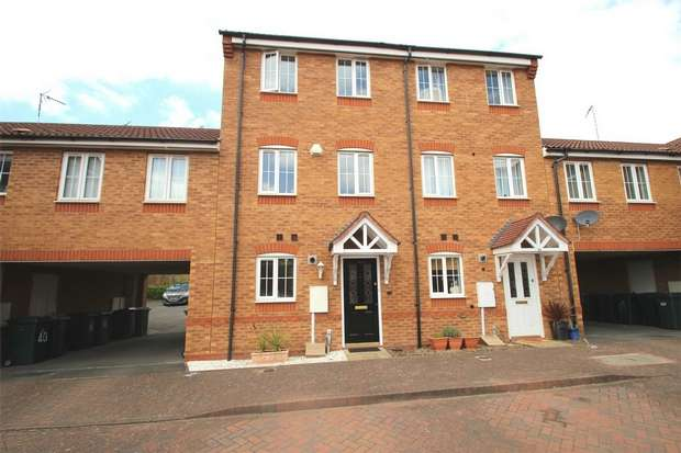 4 Bedrooms Town House for sale in Riverslea Road, Binley, Coventry