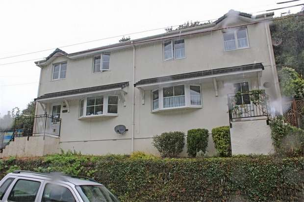 3 Bedrooms Semi Detached House for sale in Higher Slade Road, Ilfracombe, Devon
