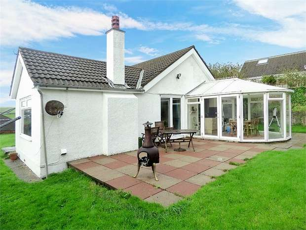 3 Bedrooms Detached Bungalow for sale in Outrigg Close, St Bees, Cumbria