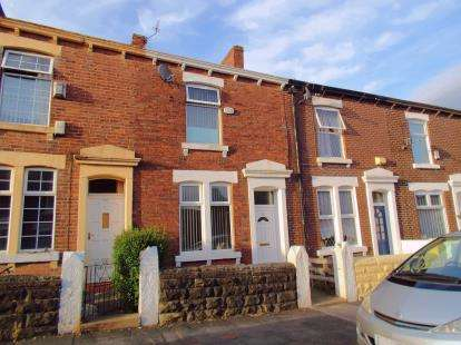 2 Bedrooms Terraced House for sale in Wensley Road, Wensley Fold, Blackburn, Lancashire, BB2