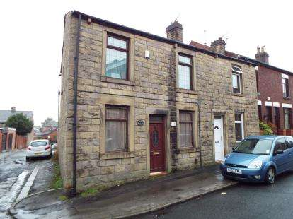 3 Bedrooms End Of Terrace House for sale in Cloister Street, Halliwell, Bolton, Greater Manchester, BL1