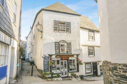 1 Bedroom House for sale in Port Isaac, North Cornwall