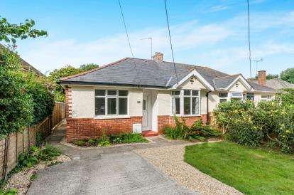 2 Bedrooms Bungalow for sale in Holbury, Southampton, Hampshire