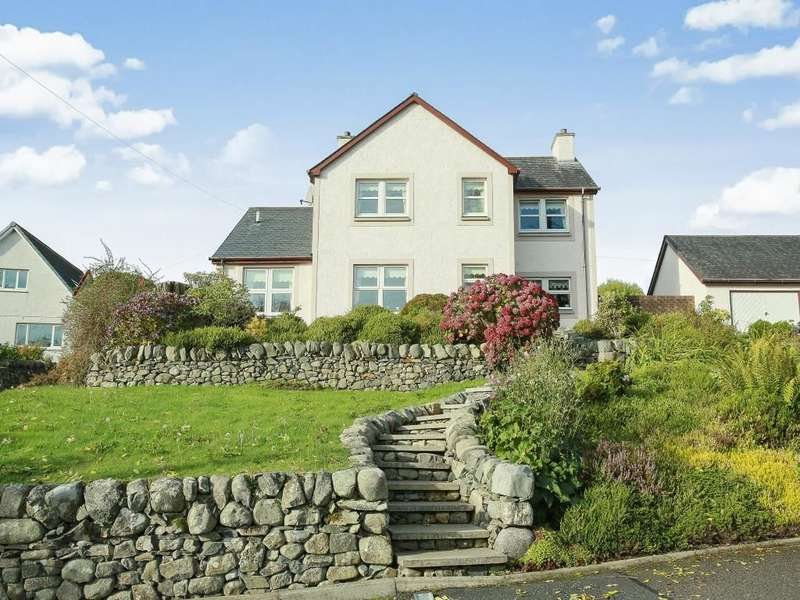 4 Bedrooms Detached House for sale in Little Corsbie King Street, Newton Stewart, DG8