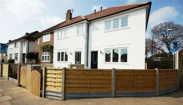 2 Bedrooms End Of Terrace House for sale in Broad Lane, Hampton