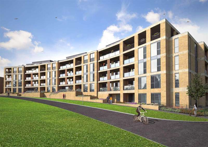 2 Bedrooms Apartment Flat for sale in The Turnstone, Henry Darlot Drive, Mill Hill, London, NW7