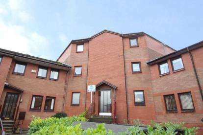 2 Bedrooms Flat for sale in Medine Court, Beith
