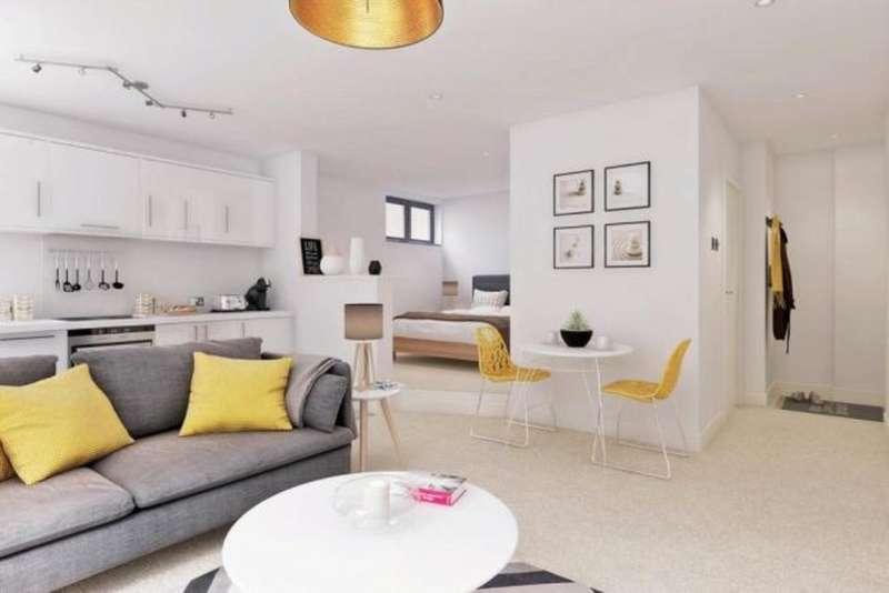 1 Bedroom Flat for sale in Jewellery Quarter, Birmingham, B1